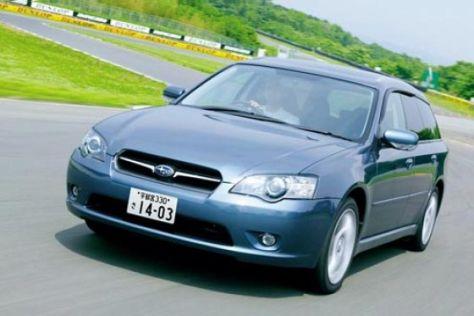 Der neue Subaru Legacy