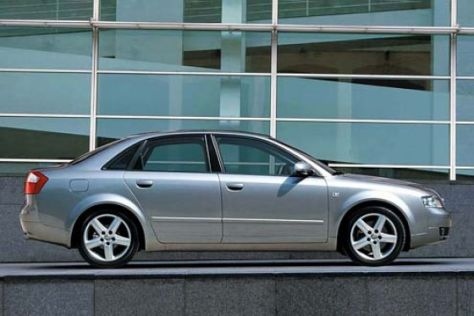 Audi A4 Modelljahrgang 2004