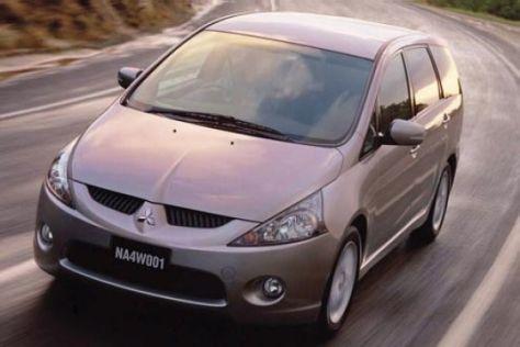 Neuer Familienvan von Mitsubishi