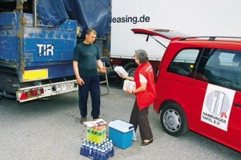 """Aktion """"Helfen – ja sicher!"""""""