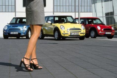 Mai-Absatz BMW und Mercedes Car Group