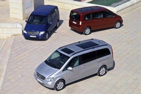 DaimlerChrysler betreut Firmen-Fuhrparks