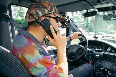Elektrosmog beim Telefonieren