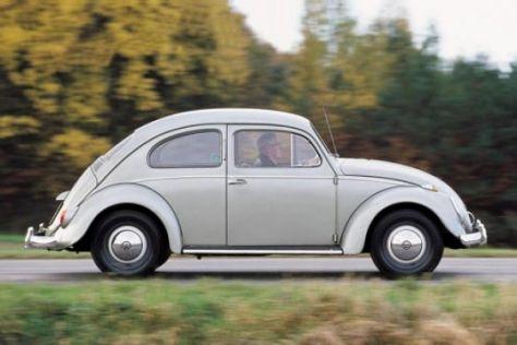 VW stellt Käfer-Produktion ein