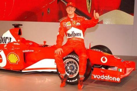 Neuer Ferrari-Vertrag