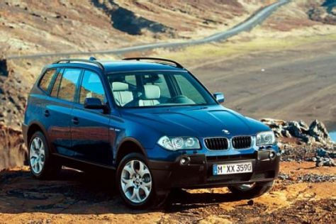 BMWs Sports Activity Vehicle
