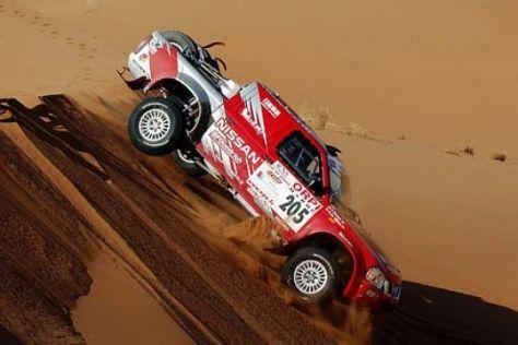 Rallye Marokko