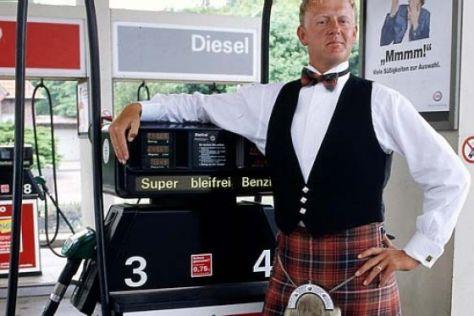 Vergleich Diesel gegen Benziner