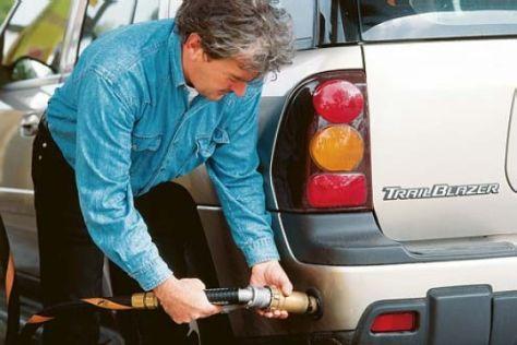 Chevrolet TrailBlazer Flüssiggas