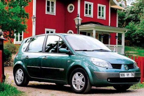 Fahrbericht Renault Scénic II