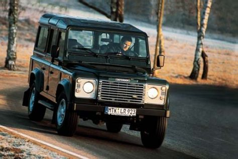 Land Rover Defender 110 Station SE