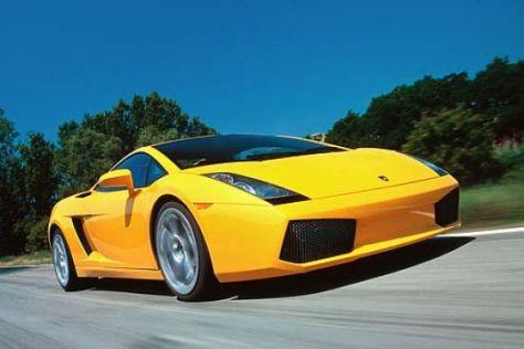 Fahrbericht Lamborghini Gallardo