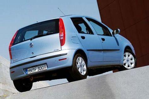 Fiat Punto Active 1.3 JTD 16V