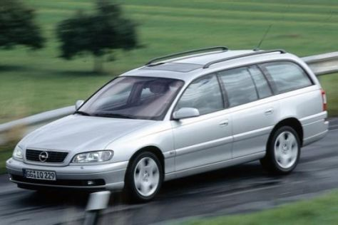 Produktionsende Opel Omega