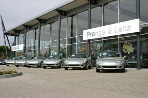 Mazda-Gebrauchtwagen-Spezial