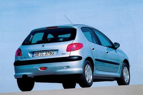 """Peugeot 206 """"Petit Filou"""""""