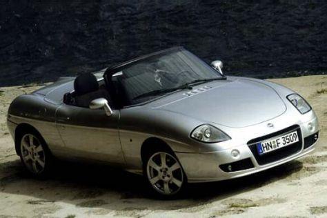 Fiat Barchetta Modell 2004