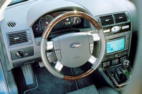 Fahrbericht Ford Mondeo Ghia X 1.8 SCi
