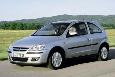Facelift Opel Corsa
