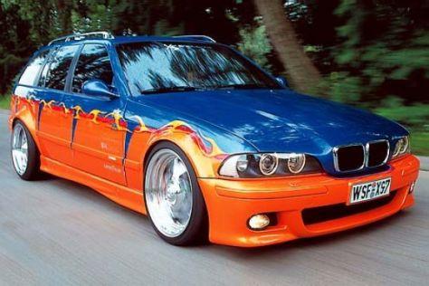 """BMW E36 Touring von """"Sallus"""""""