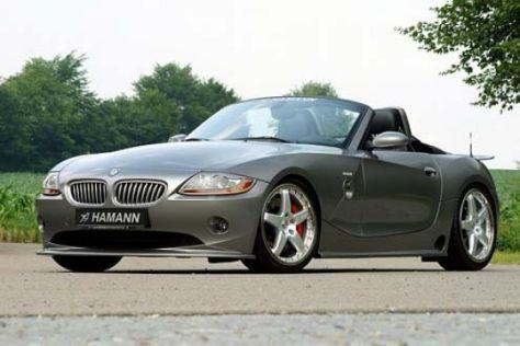 BMW Z4 für Große und Kleine