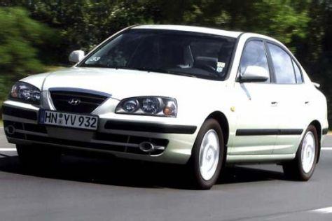 Facelift für Hyundais Mittelklasse