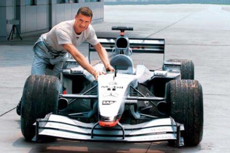 Formel-1-Wechselbörse
