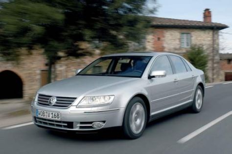 VW Phaeton 4.2 V8 4Motion