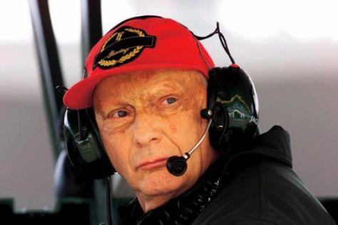 Niki Lauda über das Schumi-Duell