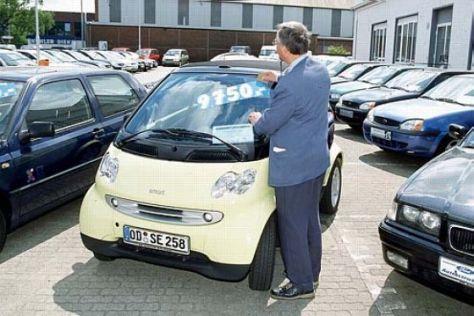 Smart Cabrio (ab 2000)