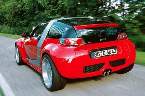 Smart V6 Biturbo