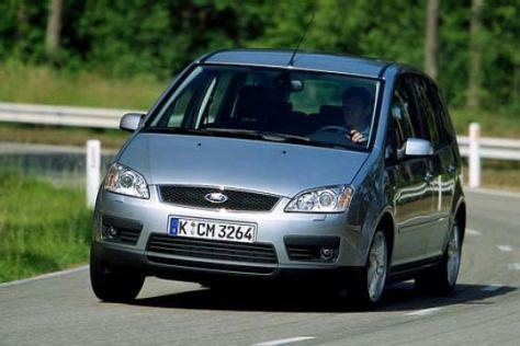 Fahrbericht Ford Focus C-Max