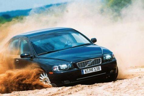 Volvo S80 2.5T AWD Comfort
