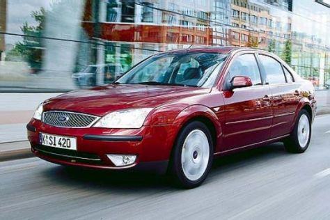 Ford Mondeo 1.8 Ghia X