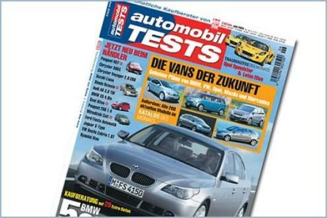 AUTOMOBIL TESTS 06/2004