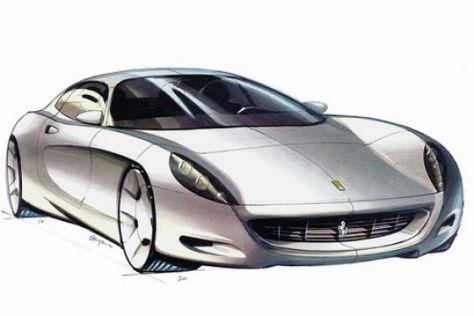 Neuer Ferrari für vier