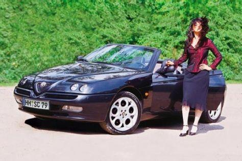 Alfa Romeo Spider (ab 1994)
