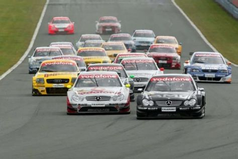 6. DTM-Lauf in Donington