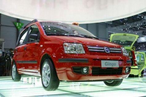 """Renault stört sich am neuen Fiat """"Gingo"""""""