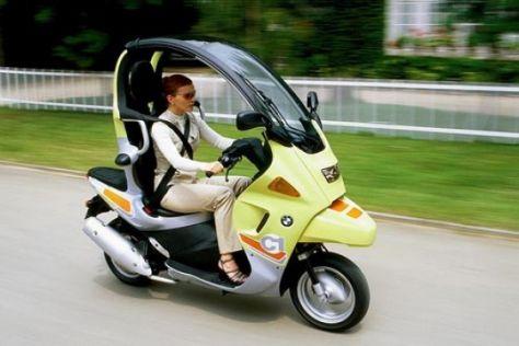 BMW stellt C1-Produktion ein