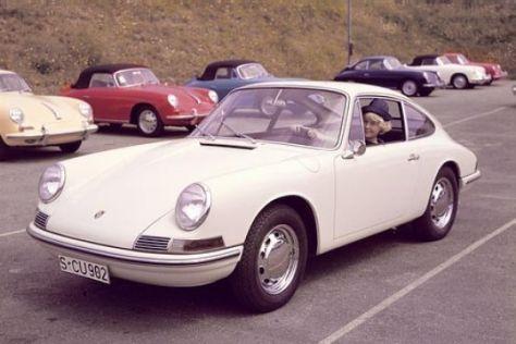 Porsche 911 feiert Jubiläum