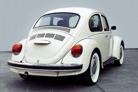 VW hat die Käfer-Produktion eingestellt