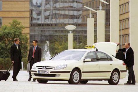 Taxi-Paket für Peugeot 607