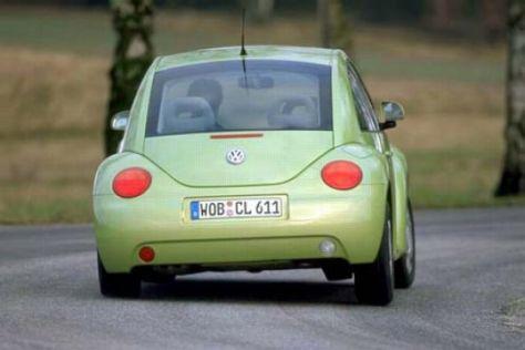 VW ruft New Beetle und Touareg zurück
