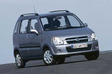 Facelift für den Opel Agila