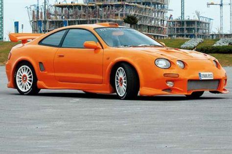 Toyota Celica von Benalracing