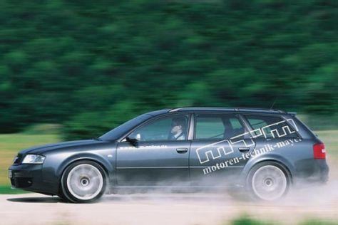Audi RS6 von MTM