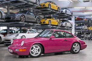 Porsche 911: Bunte Farben
