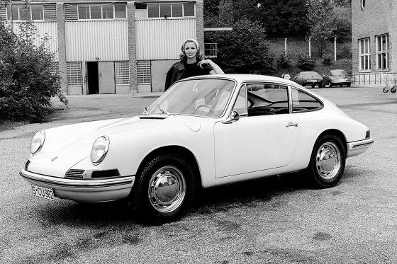 Porsche 911 Prototyp 901-1
