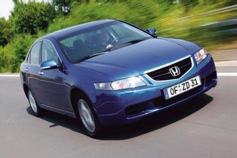 Fahrbericht Honda Accord 2.2 i-CTDi Diesel